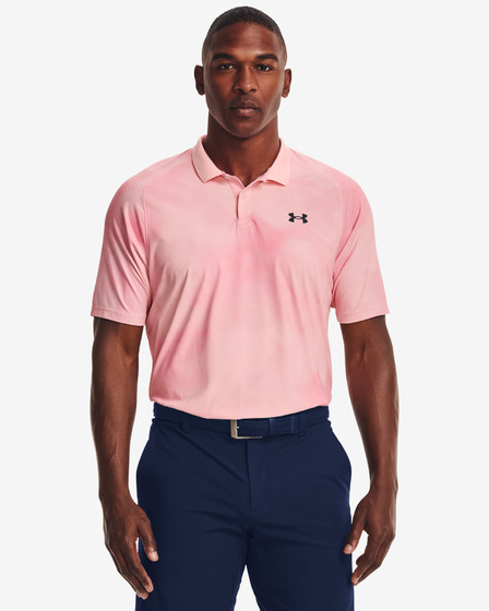 Under Armour Iso-Chill Afterburn Polo tričko